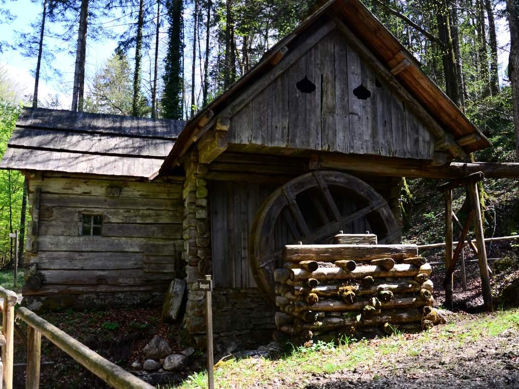Feilichtmuseum Mühle