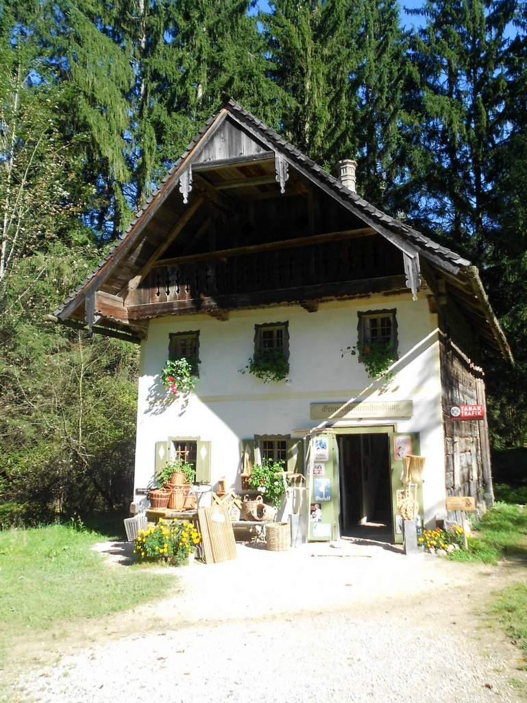 Freilichmuseum Greislerei