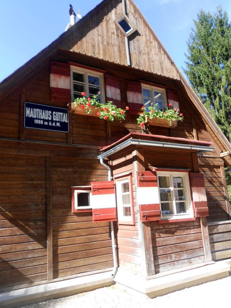 Freilichtmuseum Mauthaus