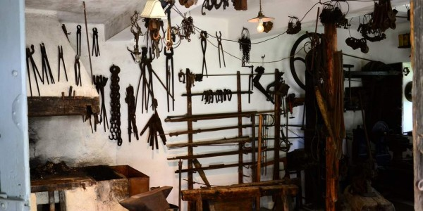 Freilichtmuseum Schmied