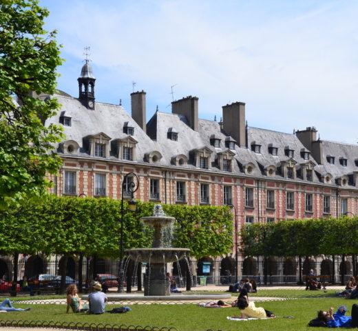 Kurztrip nach Paris, Trendviertel: Marais