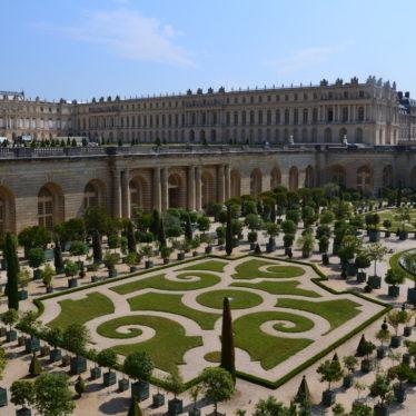 Versailles und der Dirty Corner
