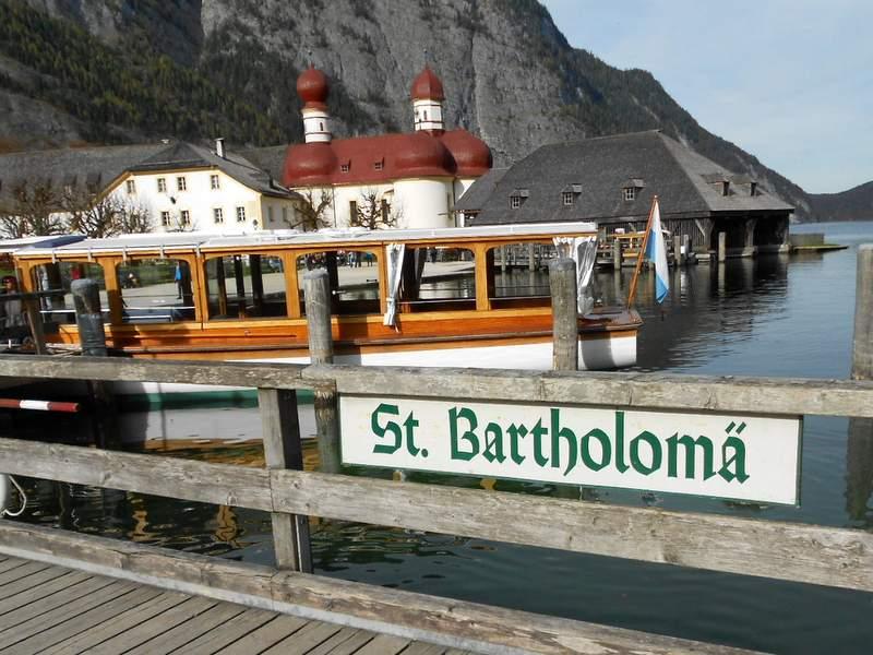 Anlegestelle Sankt Bartholomä