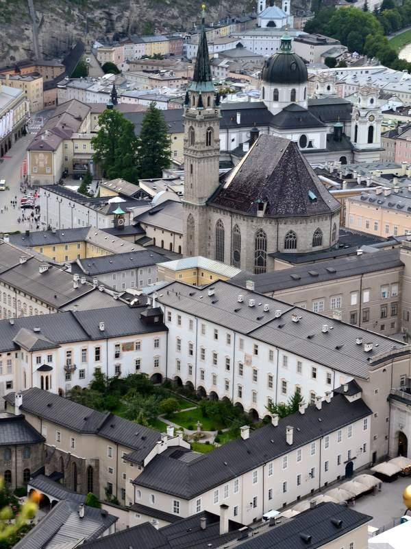 Franziskanern Kirche Sankt Peter