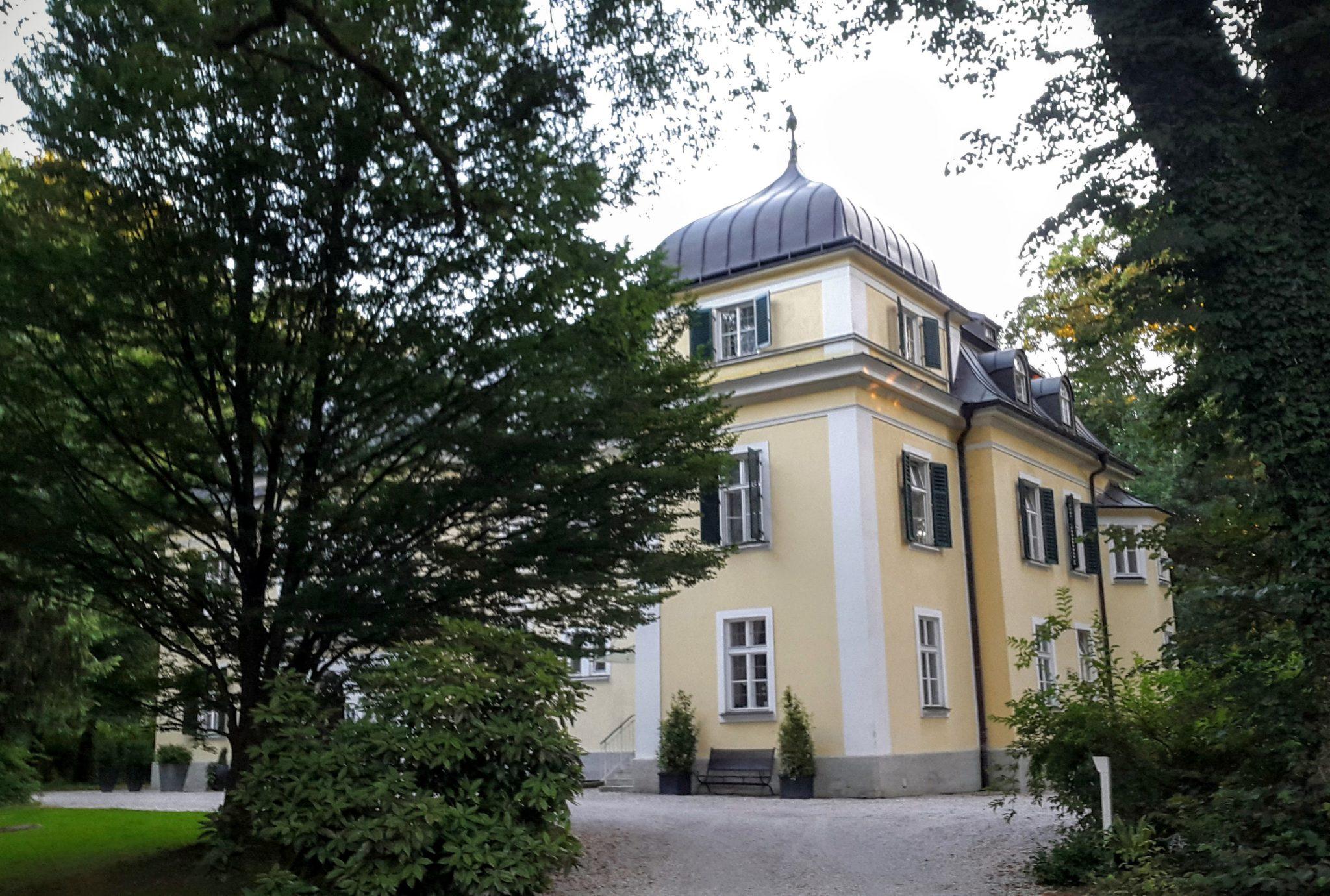 Villa Trapp in aigen