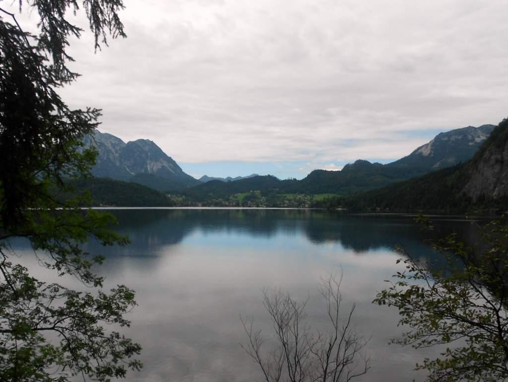 Altusseer See mit Herbststimmung