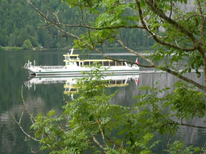 Schifffahrt Altausseer See