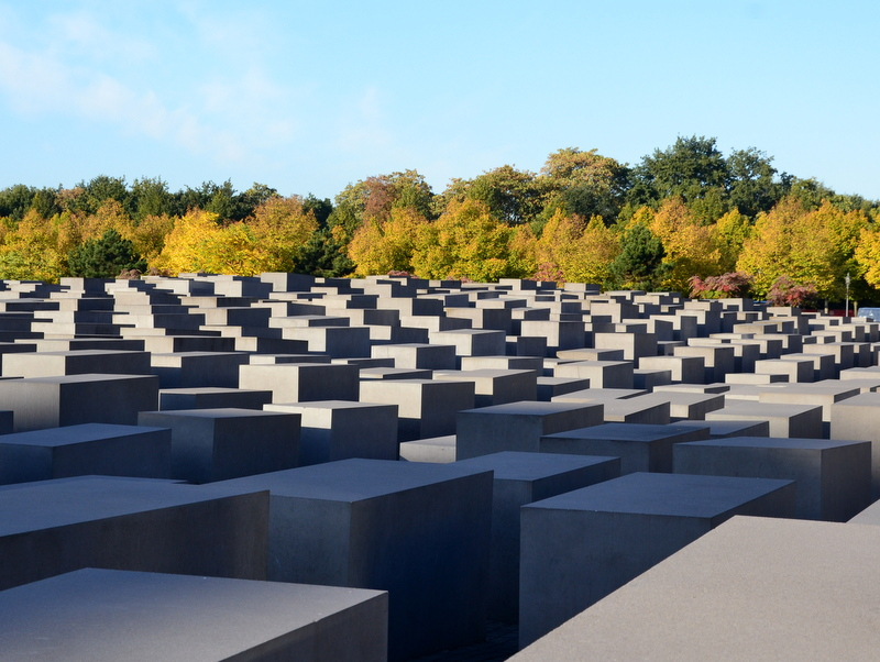 Holocaust Mahnmahl Berlin