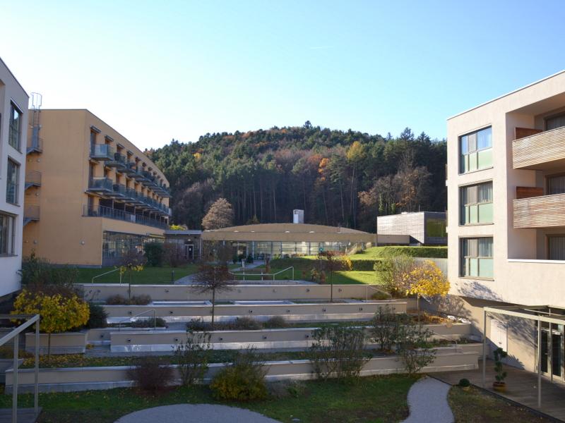 Onkologische Reha im Sonnberghof, Aussenanlage