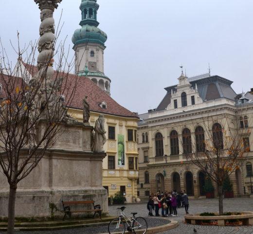 Sopron; 2 Stunden und 10.000 Schritte