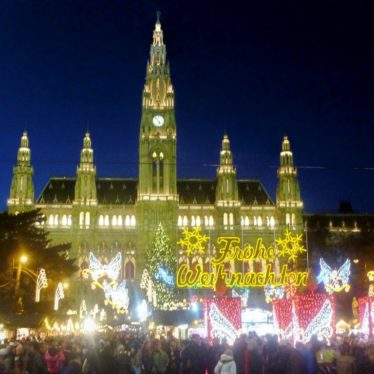Gastartikel; Weihnachtlicher Zauber in Wien