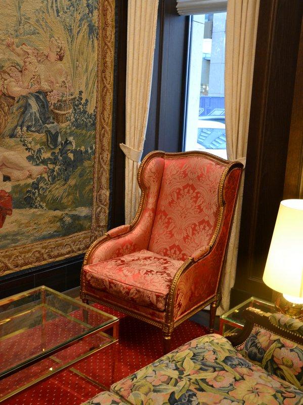 Derag Livinghotel an der Oper Salon