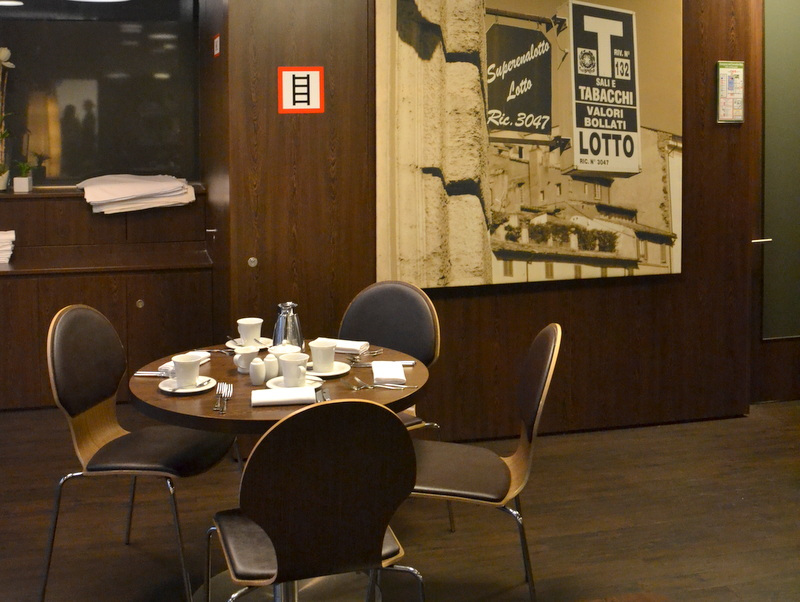Frühstücksraum Derag Livinghotel am Viktualienmarkt