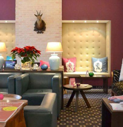 Xmas Swap im Hotel Villa Carlton