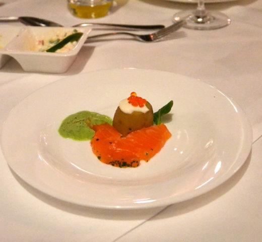 Hommage an meinen Lieblingswirt; Restaurant Auerhahn in Salzburg