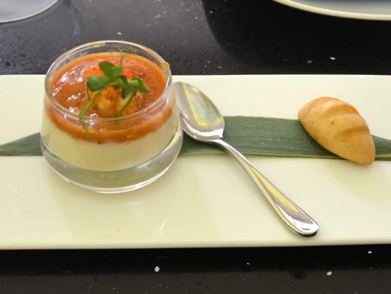Custard Manrina Mandarin