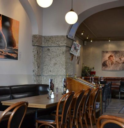 Salzburger Frühstückskaffeehäuser; Café Classic im Mozart Wohnhaus