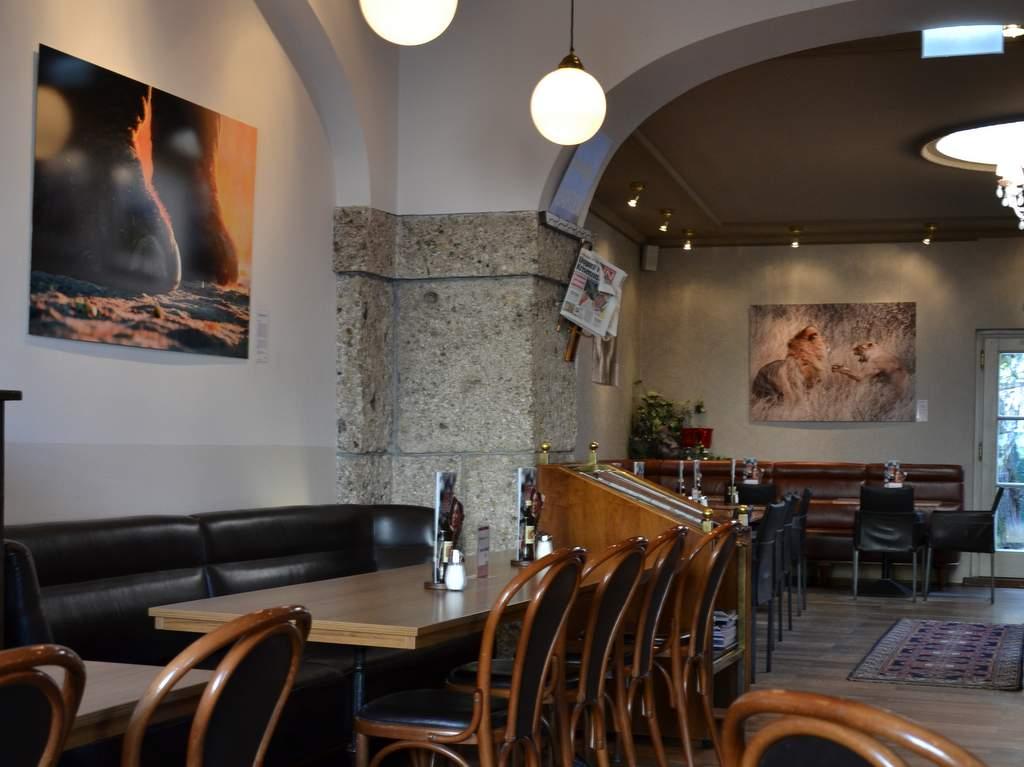 Wohnhaus von Wolfgang Amadeus Mozart Kaffeehaus Classic Salzburg