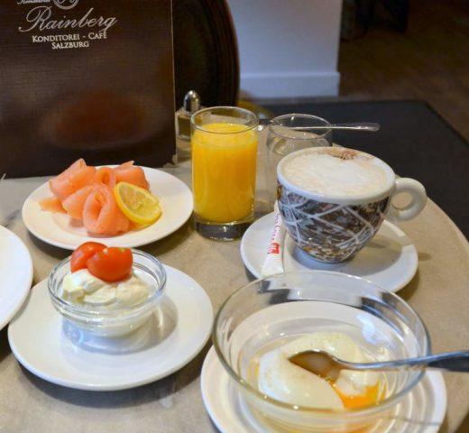 Meine Salzburger Lieblingskaffeehäuser; Konditorei Rainberg