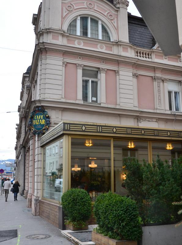 Bazar Schwarzstraße