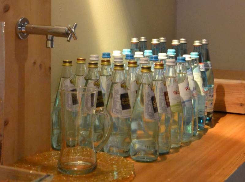 Wasser Arosea
