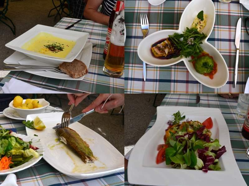 Gasthaus Fürberg Fischgerichte