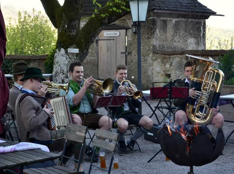 Musikempfang Franziskischlössl