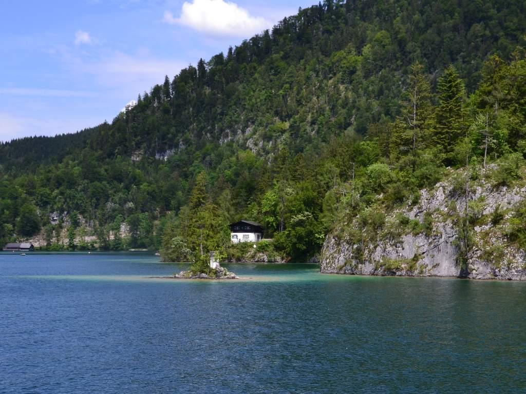 Rund um den Wolfgangsee; Salzkammergut pur