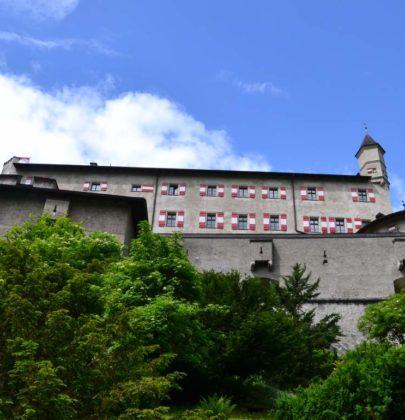 Burg Hohenwerfen;  Salt and the City – Landpartie