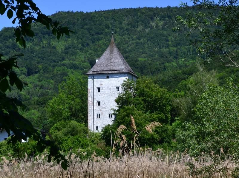 Schlossturm Sankt Jakob am Thurn