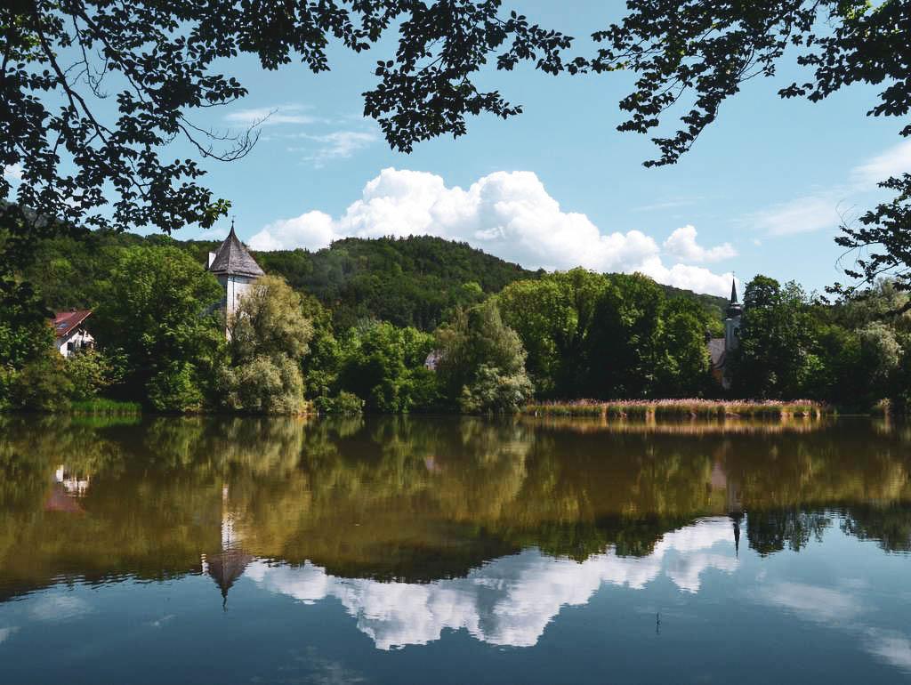 Sankt Jakob am Thurn Teich