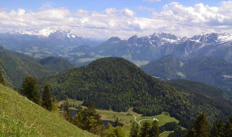 Niedere Tauern Seewaldsee