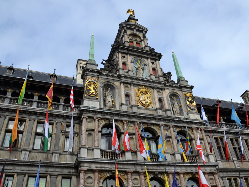 Antwerpen Rathaus