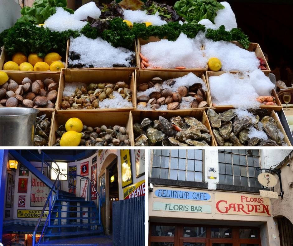 Essen in Brüssel