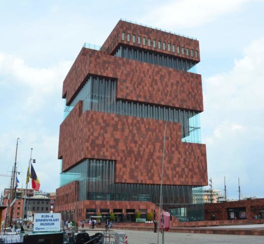 Museumsstadt Antwerpen; MAS und Red Star Line Museum
