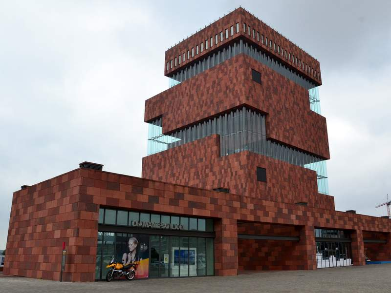 Museum aan de Stroom in Antwerpen