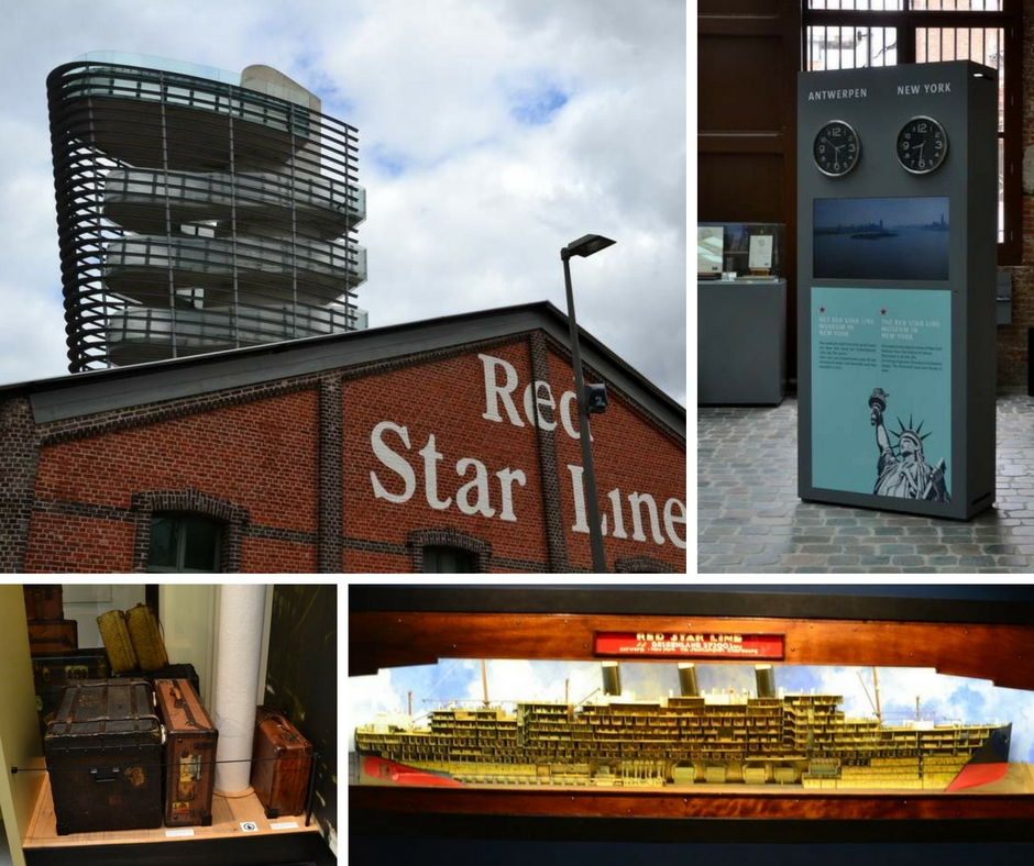 Red Star Line Museum in Antwerpen