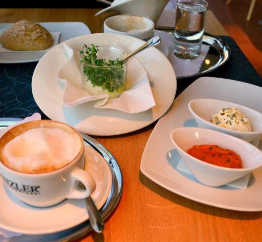 Salzburger Frühstückskaffeehäuser, Rochushof in Maxglan