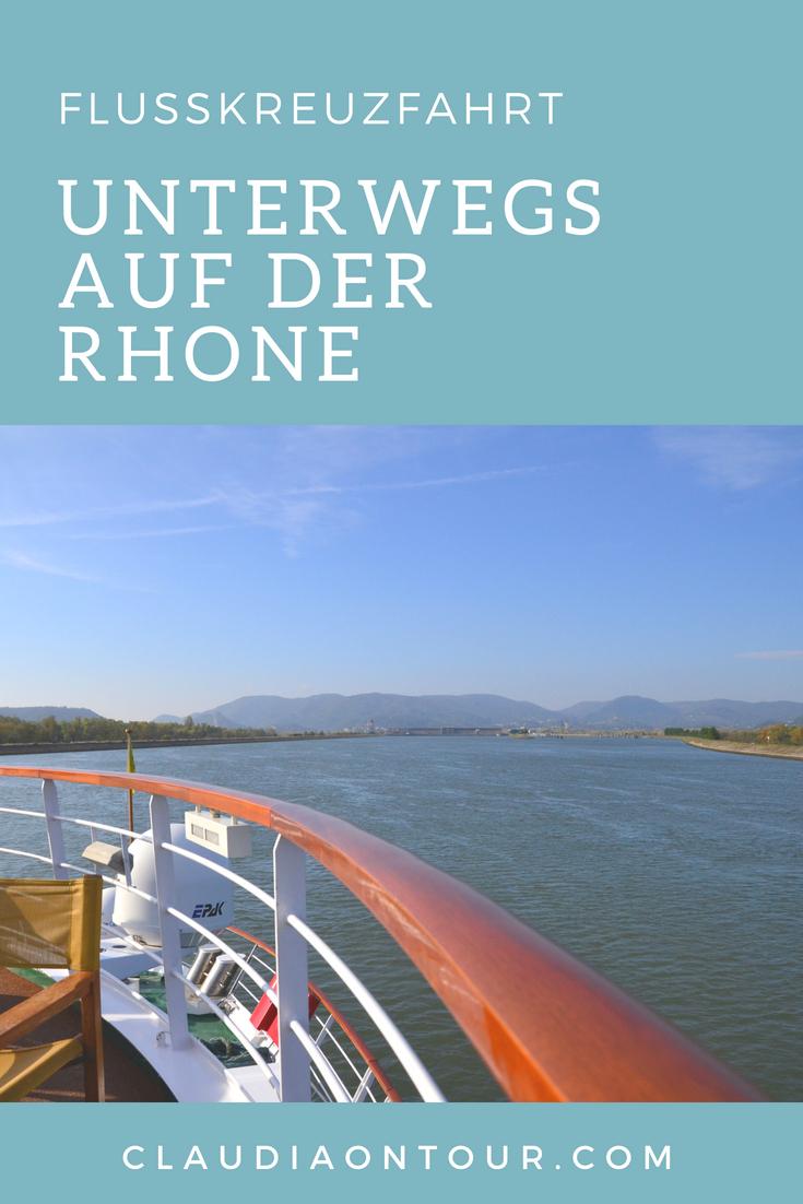 Schöne Ausflugstipps rund um eine Flusskreuzfahrt auf der Rhone. #rhone #flusskreuzfahrt #ausflug #frankreich
