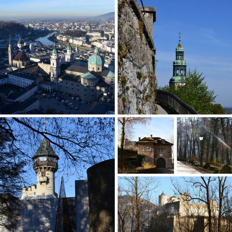 Mönchsberg Salzburg