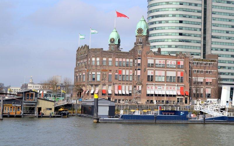 Rotterdam Hafen Hotel New York