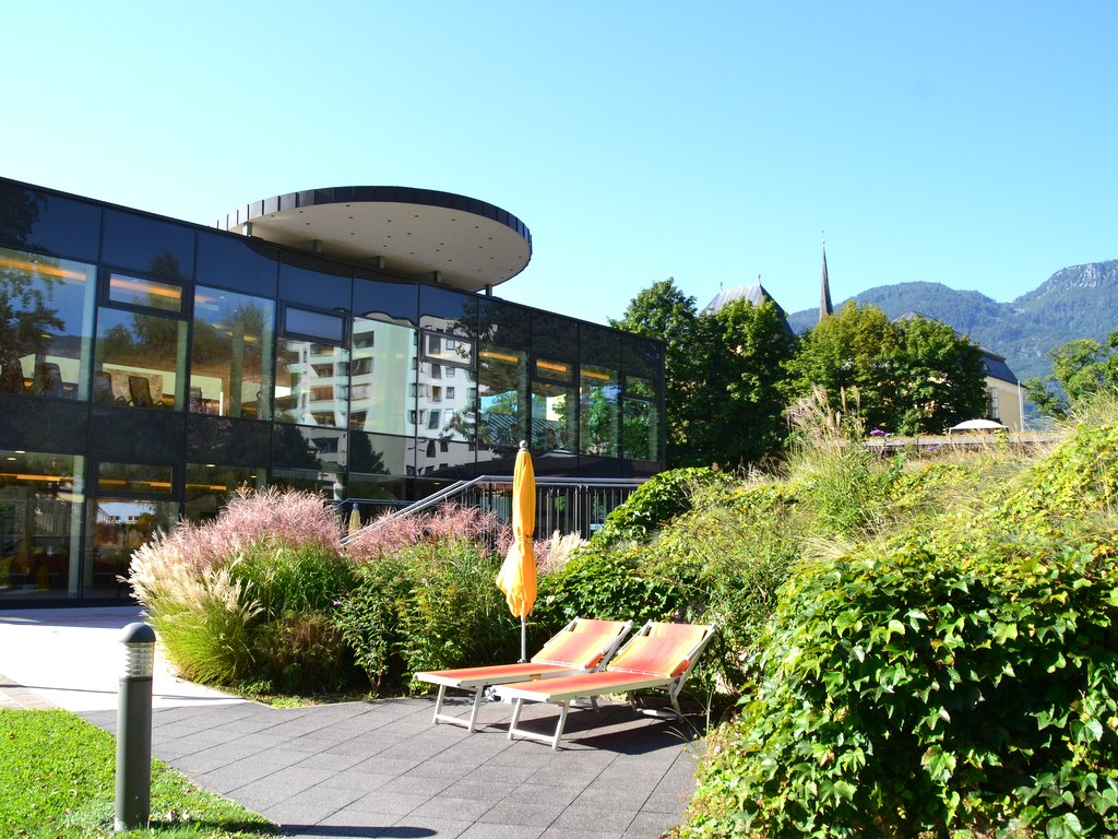 Salzkammergut Therme in Bad Ischl