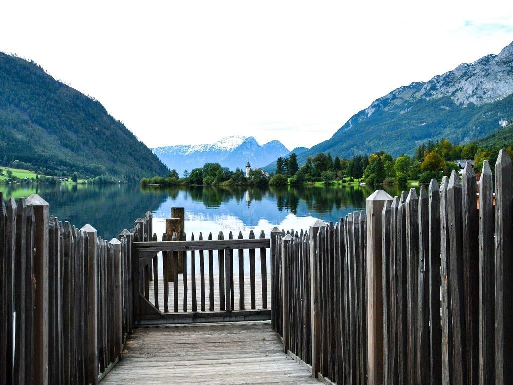 Herbst im Ausseerland; Drei Seen Tour
