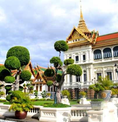 Tag eins in Bangkok, 1000 Eindrücke und ein berührendes Erlebnis