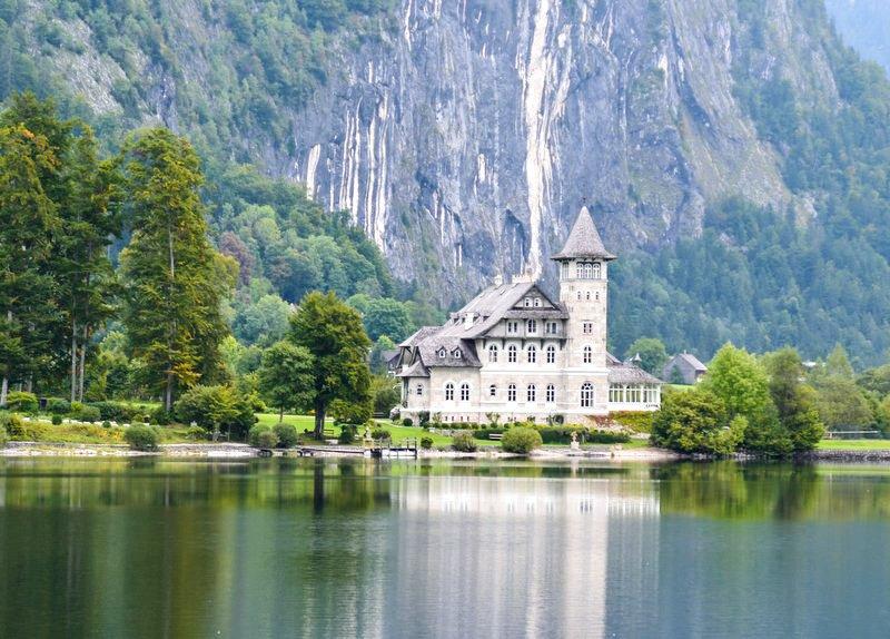 Historische Villa Roth am Grundlsee