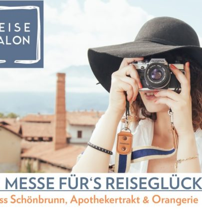 Claudia goes Reisesalon 2017