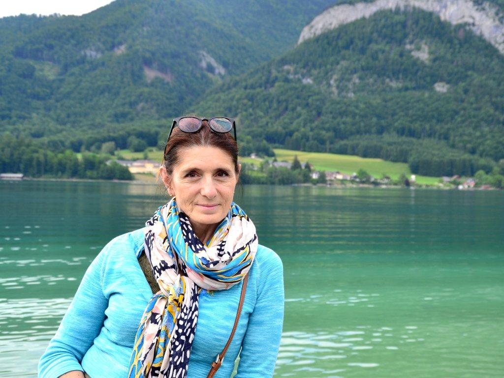 Bloggerin Claudia Braunstein