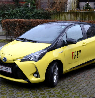 Projekt neues Auto; Toyota Yaris Hybrid