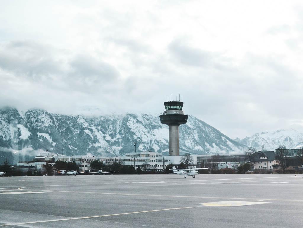 Tower Flughafen Salzburg