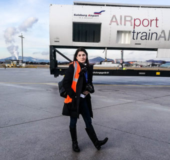 Warum am Salzburg Airport eine Zwischenlandung für mich eingelegt wurde